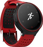 Умные часы Prolike PLSW1000RD (красный) -