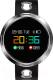 Умные часы Prolike PLSW4000G (черный/серый) -