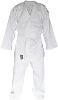 Кимоно для рукопашного боя Atemi AKRB-01 (р-р 52-54/176, белый) -