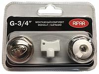 Монтажный комплект для радиатора Rifar Monolit/SupreMO 3/4 -