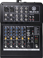 Микшерный пульт Topp Pro TP MX6FXV2 -