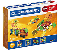 Конструктор Clicformers Basic Set / 801004 (110эл) -