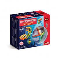 Конструктор магнитный Magformers Curve Set / 701011 (40эл) -