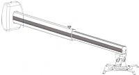 Кронштейн для проектора BY Print SA800 -