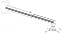 Кронштейн для проектора BY Print SA1200 -