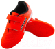 Бутсы футбольные Novus NSB-01 Indoor (оранжевый, р-р 30) -