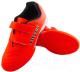 Бутсы футбольные Novus NSB-01 Indoor (оранжевый, р-р 33) -