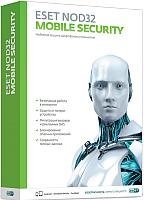 ПО антивирусное ESET NOD32 Mobile Security 1 год Key / NOD32-ENM1-NS(KEY)-1-1  (на 1 устройство) -