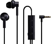 Наушники-гарнитура Xiaomi Mi Noise Canceling Earphones JZEJ02JY / ZBW4386TY (черный) -