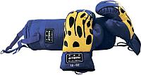 Набор для бокса детский Atemi BS-10 (синий) -