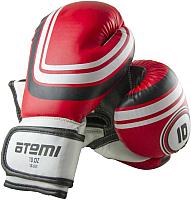 Боксерские перчатки Atemi LTB-16101 10oz (L/XL, красный) -