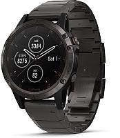 Умные часы Garmin Fenix 5 Plus Sapphire / 010-01988-03 -