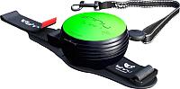 Поводок-рулетка Lishinu Original 2 (S, зеленый) -