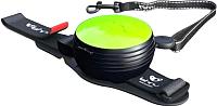Поводок-рулетка Lishinu Original 2 (S, неоновый зеленый) -
