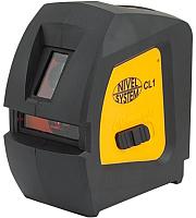 Лазерный уровень Nivel System CL1 со штангой телескопической LP-32 -