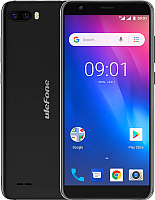 Смартфон Ulefone S1 (черный) -