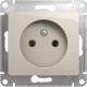 Розетка Schneider Electric Glossa GSL000941 -