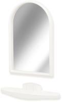 Комплект мебели для ванной Белпласт Мини с382-2830 (белый) -