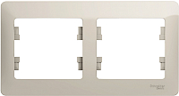 Рамка для выключателя Schneider Electric Glossa GSL000902 -