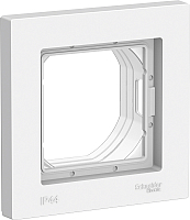 Рамка для выключателя Schneider Electric AtlasDesign ATN440101 -