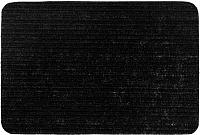 Коврик грязезащитный VORTEX Simple 40x60 / 22073 (черный) -