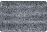 Коврик грязезащитный VORTEX Simple 40x60 / 22073 (серый) -