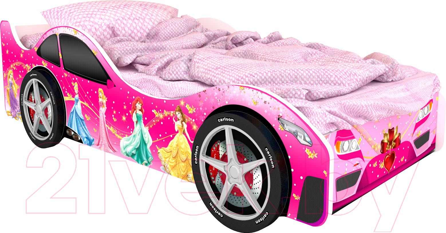 Купить Детская кровать-машинка КарлСон, Город Вена, Россия