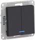 Выключатель Schneider Electric AtlasDesign ATN001053 -