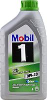 Моторное масло Mobil 1 ESP X3 0W40 / 154148 (1л) -