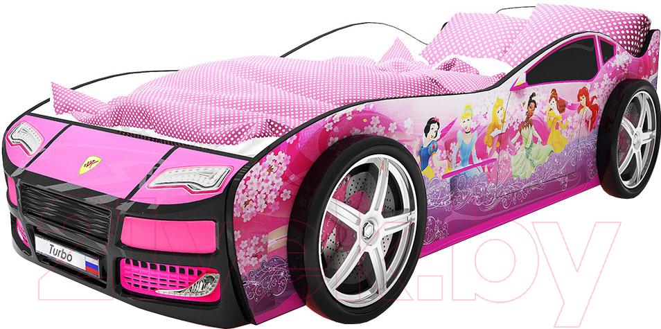 Купить Детская кровать-машинка КарлСон, Турбо Фея, Россия