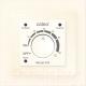 Терморегулятор для теплого пола Caleo 420 с адаптерами (бежевый) -