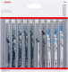 Набор пильных полотен Bosch 2.607.011.170 -