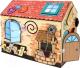 Развивающая игрушка Мастер игрушек Бизиборд. Чудо-дом / IG0252 -