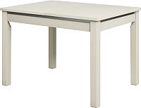 Обеденный стол Goldoptima Патриций 01 (эмаль кремовый) -