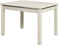 Обеденный стол Goldoptima Патриций 01 (эмаль слоновая кость) -