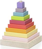 Развивающая игрушка Levenya Cubika Пирамидка LD-5 / 13357 -