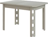 Обеденный стол Goldoptima Генуя 01 (эмаль белый) -