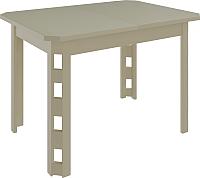 Обеденный стол Goldoptima Генуя 01 (эмаль кремовый) -