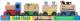 Игровой набор Melissa & Doug Фермерский поезд / 14545 -