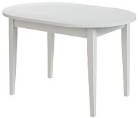 Обеденный стол Goldoptima Верона 04 (эмаль белый) -