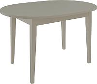 Обеденный стол Goldoptima Верона 04 (эмаль слоновая кость) -