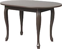 Обеденный стол Goldoptima Верона 03 (орех табак) -