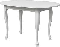 Обеденный стол Goldoptima Верона 03 (эмаль белый) -