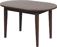 Обеденный стол Goldoptima Верона 05 (орех коньяк) -