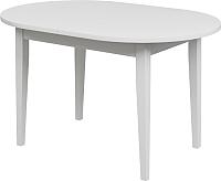 Обеденный стол Goldoptima Верона 05 (эмаль белый) -