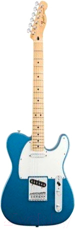 Купить Электрогитара Fender, Standard Telecaster MN Lake Placid Blue, Китай