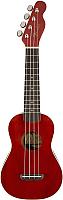 Укулеле Fender Venice Soprano Uke Cherry -