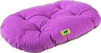 Лежанка для животных Ferplast Relax C 89 / 82089099 (фиолетовый/черный) -