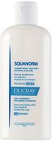 Шампунь для волос Ducray Скванорм против сухой перхоти с длительным эффектом (200мл) -