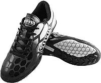 Бутсы футбольные Novus NSB-21 Turf (черный, р-р 46) -